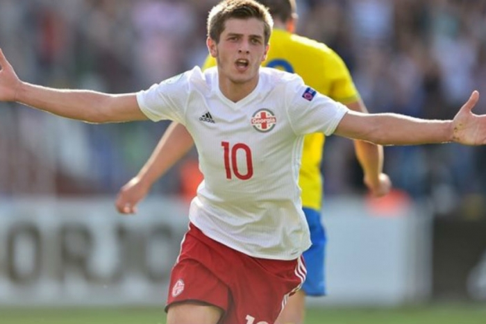 Giorgi Chakvetadze la nuova stella georgiana illumina la Jupiler League